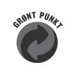 Grønt Punkt sertifikat logokopp